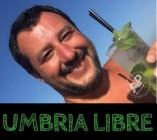 umbria libre, la vittoria di Salvini alle regionali dell'Umbria
