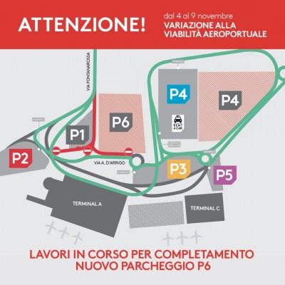 Mappa lavori 4 novembre