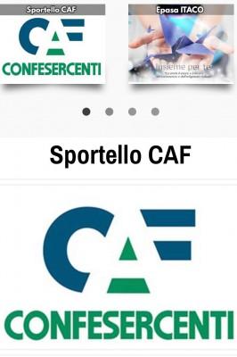 Sportello Caaf Caltagirone