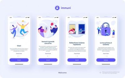 02.06.20 - Immagine app Immuni