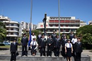 Anmi Catania al Monumento ai Caduti del mare per Giornata della Marina