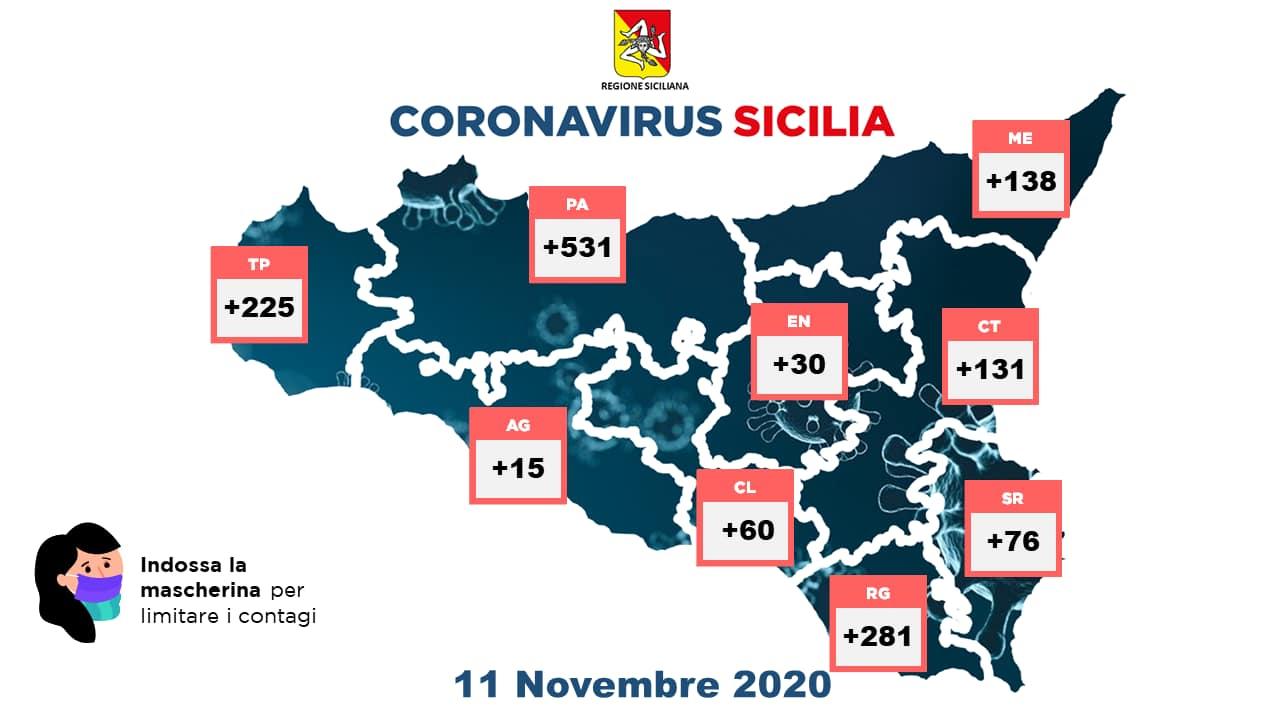 11.11.20 - Mappa Sicilia