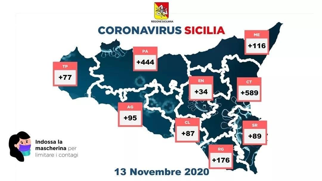13.11.20 - Mappa Sicilia