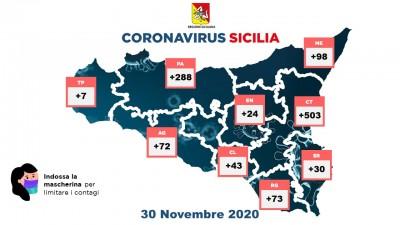 30.11.20 - Mappa Sicilia