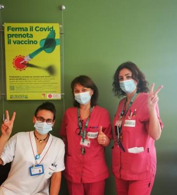 Personale vaccinato