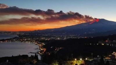 Etna, foto pubblicata da Salvo Pogliese