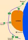 RA15, Tangenziale Catania