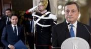 Conte e Draghi combo